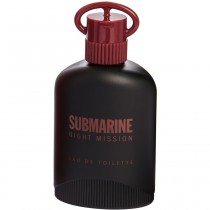Real time - Submarine Night Mission - eau de toiilette homme - 100ml